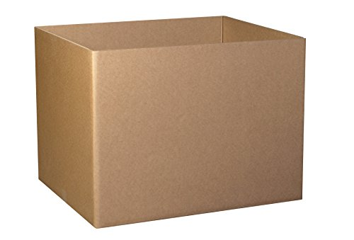 Aviditi Gaylord Single-Wall Corrugated Box, 48