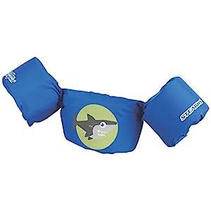 Stearns Puddle Jumper Basic Life Jacket, Shark, 30-50 lbs