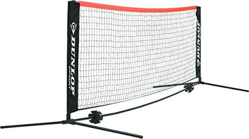 [Dunlop Sports Mini Tennis Post and Nets (18-Feet Mini Net System)] (Mini Net System)