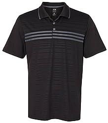Adidas Golf Puremotion 3-stripes Chest Polo