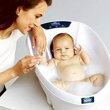 Aquascale Next Generation V3 20-40-001 Vaschetta per il Bagnetto del Neonato 3 in 1 con Bilancia Digitale Termometro… Accessori 3 in 1 con Bilancia Digitale Termometro… 4