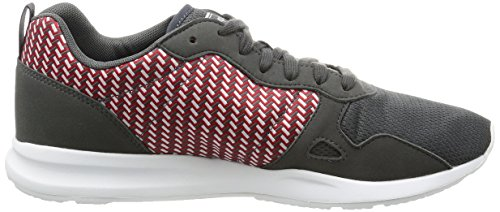 Le Coq Sportif Herren Courtone S Sneaker White