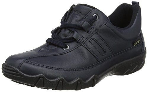 Hotter Damen Leanne GTX Sneaker blau (marineblau)