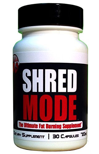 Shred Mode The Ultimate Fat Burning Supplement Advanced Fat Burner Bodybuilding Ripped Factor Pro Force Supplements