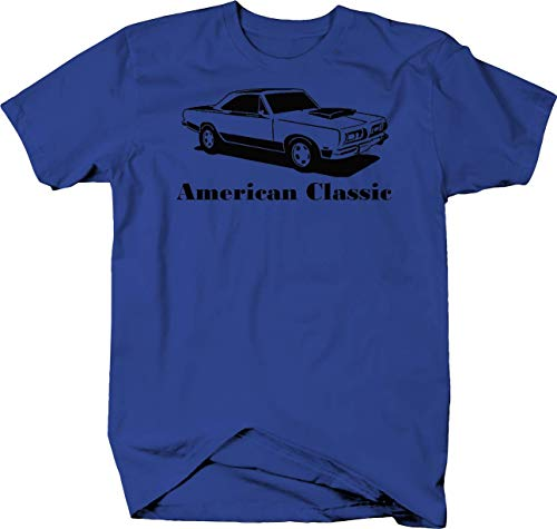 American Classic Plymouth Barracuda 'Cuda Muscle Car Color Tshirt - Medium