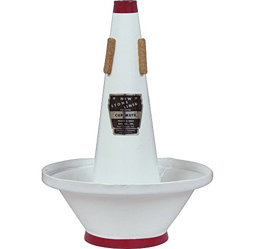 Humes & Berg Stonelined Cup Bass Trombone Mute (171)