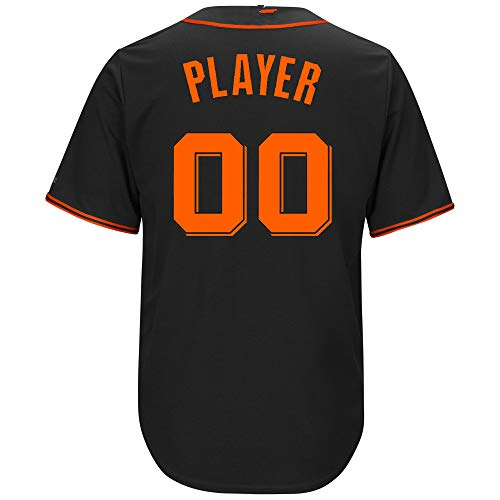 Personalized Giants Jersey - Custom All Baseball Teams Jerseys Personalized Any Name and Number Jerseys for Mens/Womens/Youth