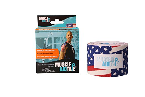 MuscleAidTape, USA, 3.5 Ounce by MuscleAidTape