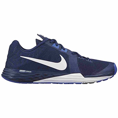 Mens M Binary Iron Cross Shoes Blue NIKE Racer Trainer Prime DF White D Train Blue US 13 dvqWW7wC