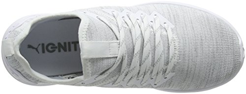 Chaussures Cross de Ignite Evoknit Blanc White Femme Flash Puma Wn's Puma wOYIPq