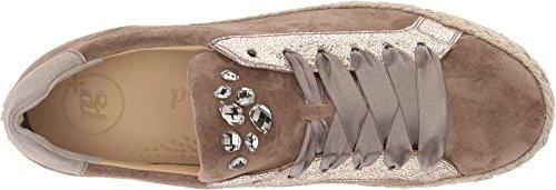 Paul Green Vrouwen Randy Sneaker Antilope Gouden Combo