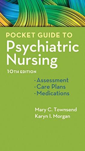 Pocket Guide to Psychiatric Nursing (Psychiatric Pocket Guide)