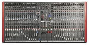 Allen & Heath ZED-436 32 Mic/Line, 4 Bus Live Sound Mixer with USB Interface - 32 Live Sound Mixer