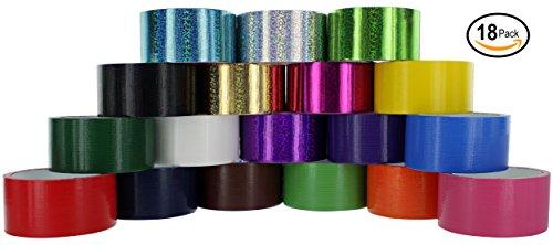 18 Colored Vinyl Labels - 3