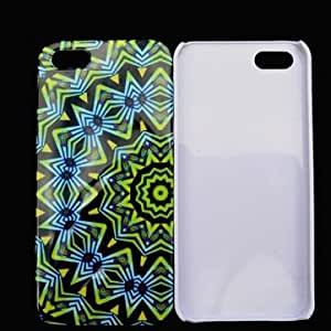 Colorful Tribal Pattern PC Hard Back Case Cover For iPhone 5