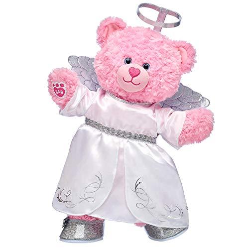 Build A Bear Angel Costumes - Build A Bear Workshop Pink Cuddles