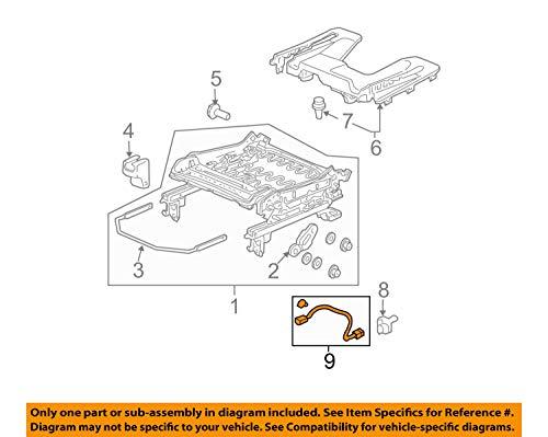 (Genuine Honda 81152-SCV-L00 Sps Cord)