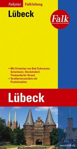Falkplan Falk-Faltung Lübeck