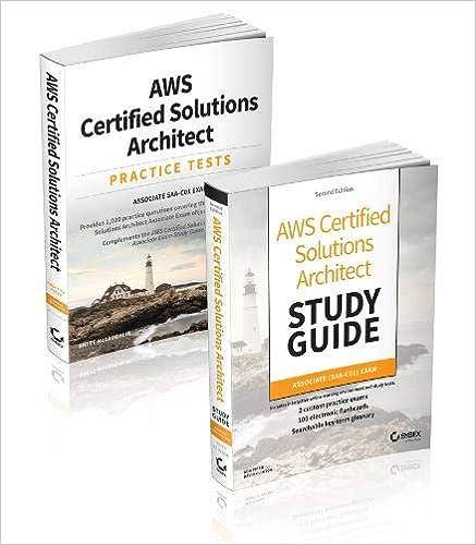 Aws Certified Solutions Architect Certification Kit: Associate Saa-c01 Exam por Ben Piper