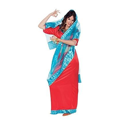 Aptafêtes - cs926286/M - Disfraz Bollywood Dama - Talla M ...