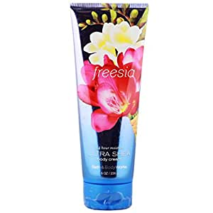 Bath & Body Works Ultra Shea Cream Freesia