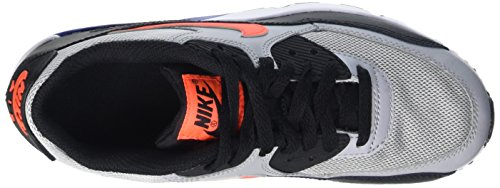 da Grigio Max Bambino GS Mesh Air Nike Ttl Gry Scarpe Prpl Dst Dk Ginnastica Wlf Crmsn 90 1gqxwwp