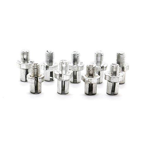 IDS Brake Part Lever 7mm Adjustable Barrels, 50 Pcs (Bike Brake Parts)
