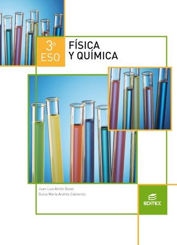 Descargar Libro Física Y Química 3º Eso Juan Luis Antón Bozal