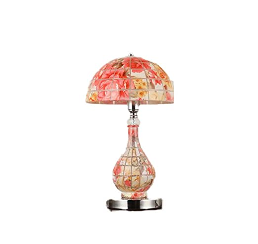 Fayoo Lightes Pastoral Lámpara De Mesa Personalidad Creativa Salón ...