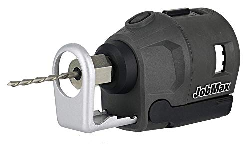 Ridgid R8223409B JobMax Rotary Cutter Head with Included Drywall Cutter Bit (JobMax Base Not Included, Head Only) (Renewed) (Drywall Accessories)