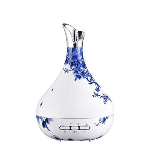 Intelligent Fragrance Machine-Microwave Automatic Sensor Essential Oil Diffuser Humidifier