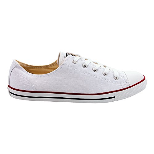 Zapatillas Deportivas Converse Para Mujer Chuck Taylor All Star Dainty White - 6 B (m) Us