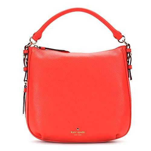 New York Small Hobo (Kate Spade New York Cobble Hill Small Ella Leather Hobo)