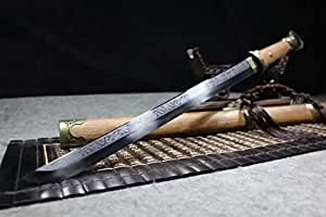 """Chinese sword,PeiDong jian(High carbon steel blade,Rosewood scabbard,Alloy fitted)Length33"""""""