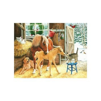 - Making Friends 500pc Jigsaw Puzzle by Kathy Goff by SunsOut