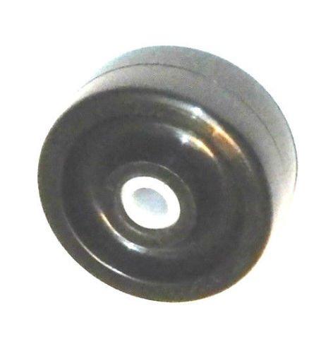 "Colson 2"" x 7/8"" Polyolefin Wheel with 5/16"" ID"