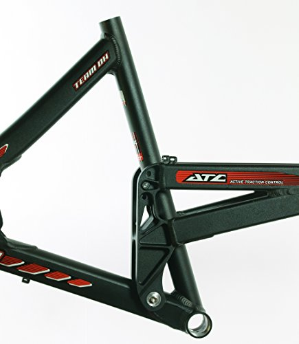 "Vintage 19"" Marin 26"" Team Downhill Full Suspension MTB Bike Frame Disc NOS NEW"