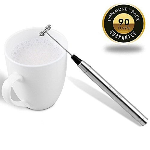 Great for your daily cup of coffee. Makes your coffee look very chic.