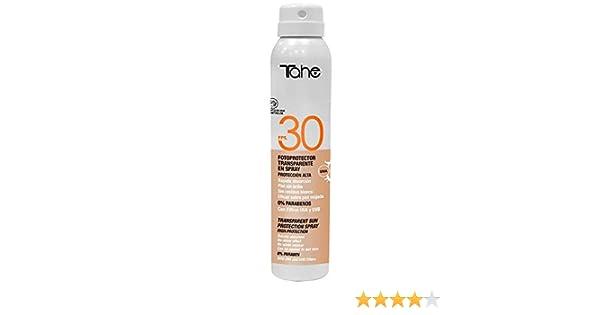 Tahe Sun Protect Protector Solar Spray Transparente Protección ...