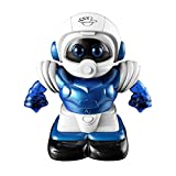 Mini Dancing Robot LED Wireless Remote Control RC Play Robot for Kids Best Gift for 2-8 Years Old...