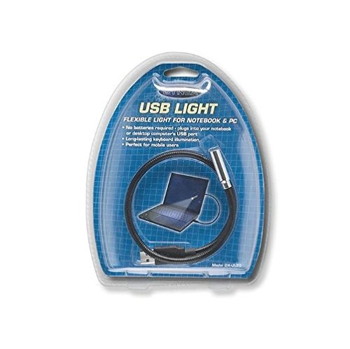 - USB Flexible Light for Notebooks & PC by Dynex DX-UL20