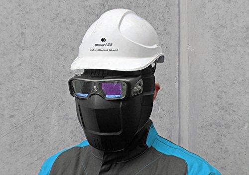Soldador para soldadura por arco eléctrico Servore Shield-513 abdunkelnde automáticamente automático de seguridad para soldar soldador para gafas joyería ...