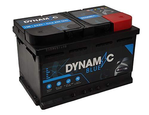 Dynamic 100DB Car Battery: