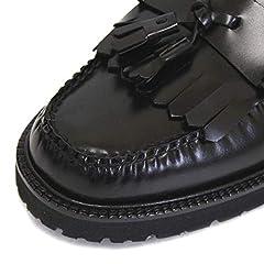 Weejuns Layton Kiltie Loafer SB8071 4181-1367: Black