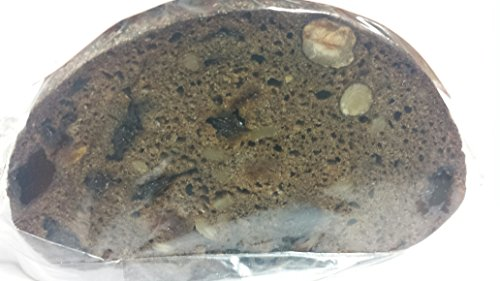 European Fruit & Nut Dark Rye Bread Pack of 4 by Gourmet Market Bakery (Image #1)'
