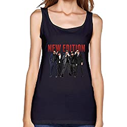 R&B Urban Soul New Edition Tour 2016 Tank Top For Women