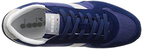 Blu Estate Homme Sneakers Notte Diadora Blu Run K Basses II Bleu wngfqz