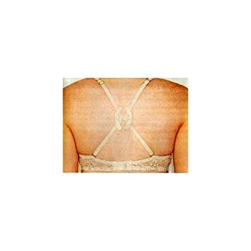 6690b1fb57f45 Stops your bra straps slipping off your shoulders. Set 3 1xBlack 1xWhite  1xCream  Amazon.co.uk  Health   Personal Care