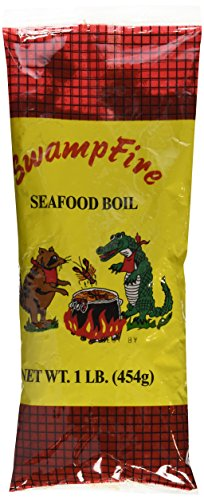 Swamp Fire Seafood Boil Louisana product image