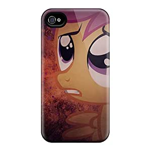 Hard Plastic Iphone 4/4s Case Back Cover,hot Ill Never Be Cool Case At Perfect Diy